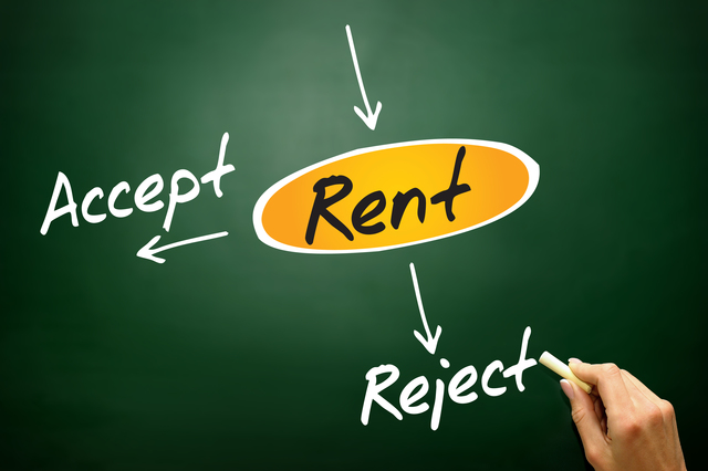 オーナーから仲介業者へ角を立てない 入居申し込みの断り方について
